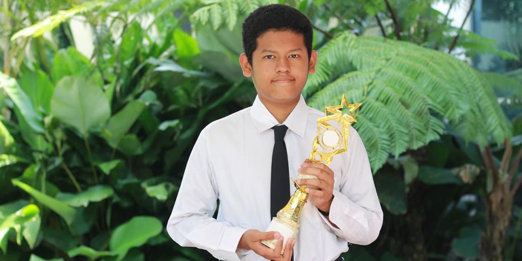 Berjaya di HKISO 2021, Santri Thursina IIBS Raih Medali Perak